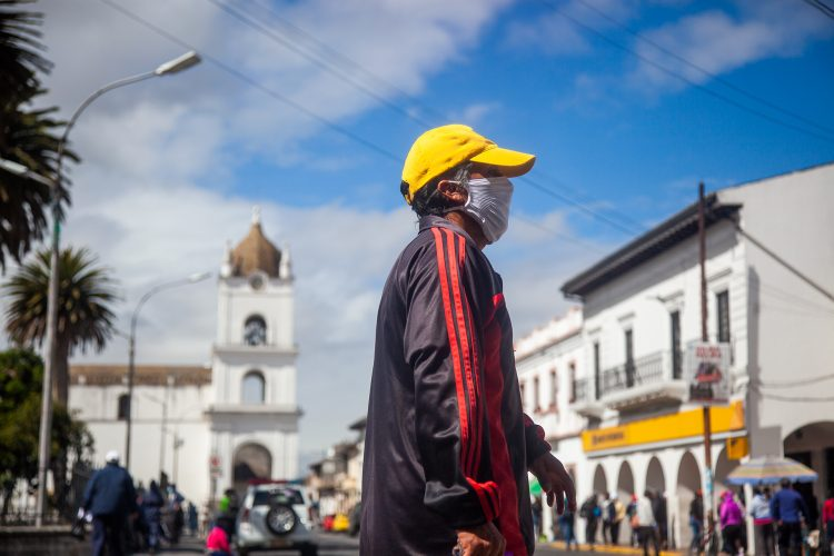 INICIO DE SEMÁFORO AMARILLO: LATACUNGA Y SU 'NUEVA NORMALIDAD'