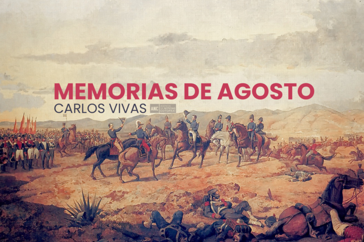 MEMORIAS DE AGOSTO I