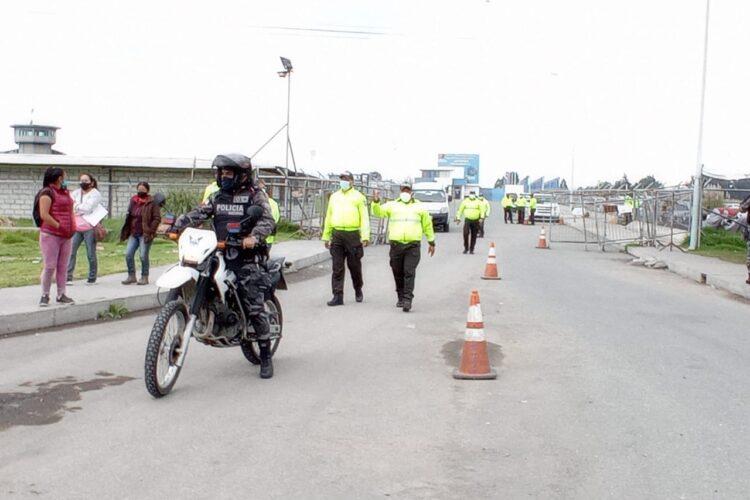Amotinamiento en Cárceles de Ecuador